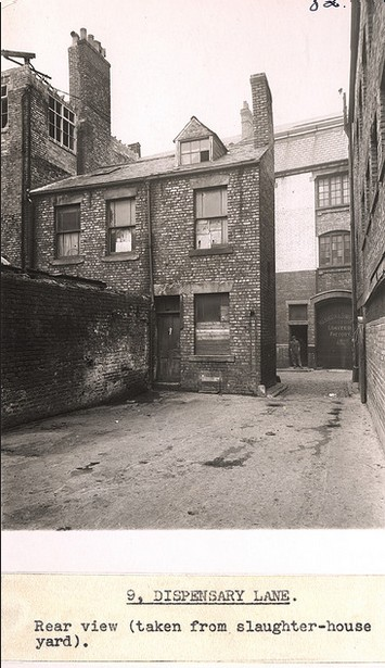 9 Dispensary Lane 1935